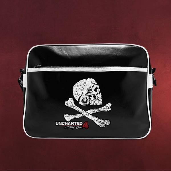 Uncharted 4 - Skull Tasche schwarz