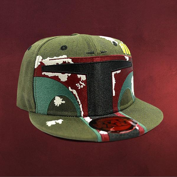 Star Wars - Boba Fett Snapback Cap
