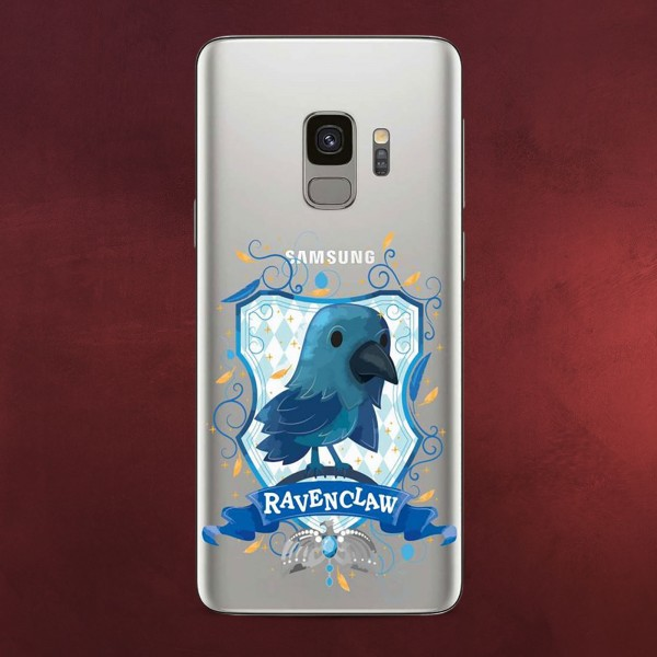 Harry Potter - Magical Ravenclaw Samsung Galaxy S9 Handyhülle Silikon transparent