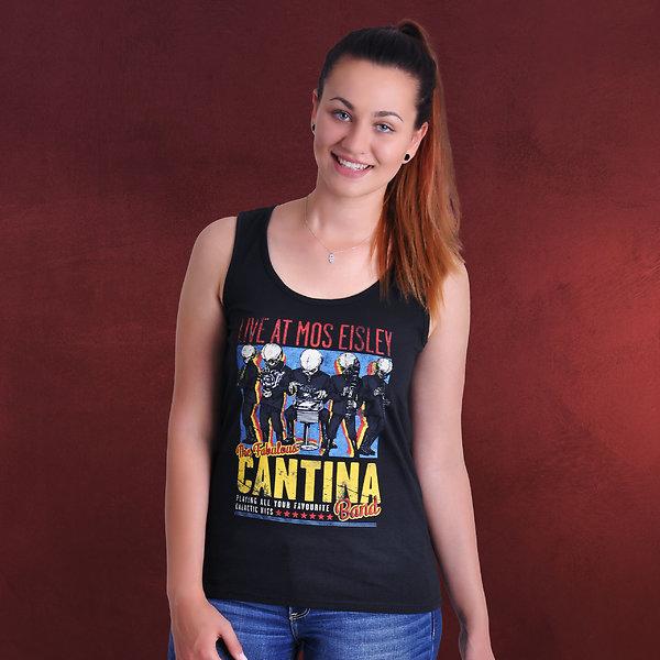 Cantina Band Tank Top schwarz