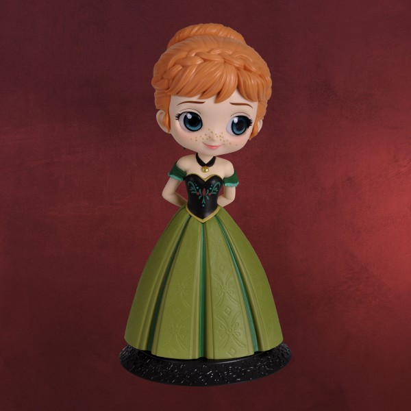 Frozen - Anna Coronation Style Q Posket Figur 14 cm