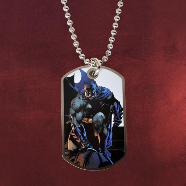 Batman Kette mit Wendeanhänger