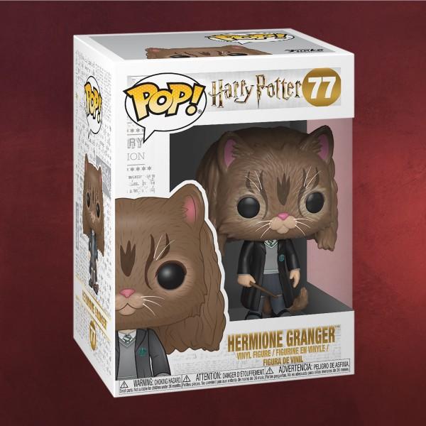 Harry Potter - Hermine als Katze Funko Pop Figur
