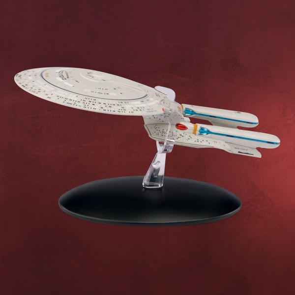 Star Trek - USS Enterprise NCC-1701-D Hero Collector Figur
