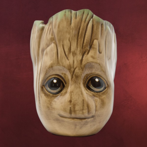 Baby Groot 3D Tasse - Guardians of the Galaxy