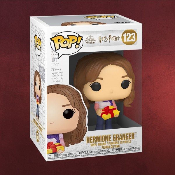 Harry Potter - Hermine Holiday Funko Pop Figur