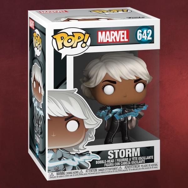 X-Men - Storm Funko Pop Wackelkopf-Figur