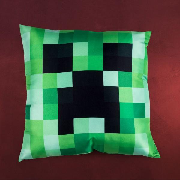 Minecraft - Creeper TNT Kissen