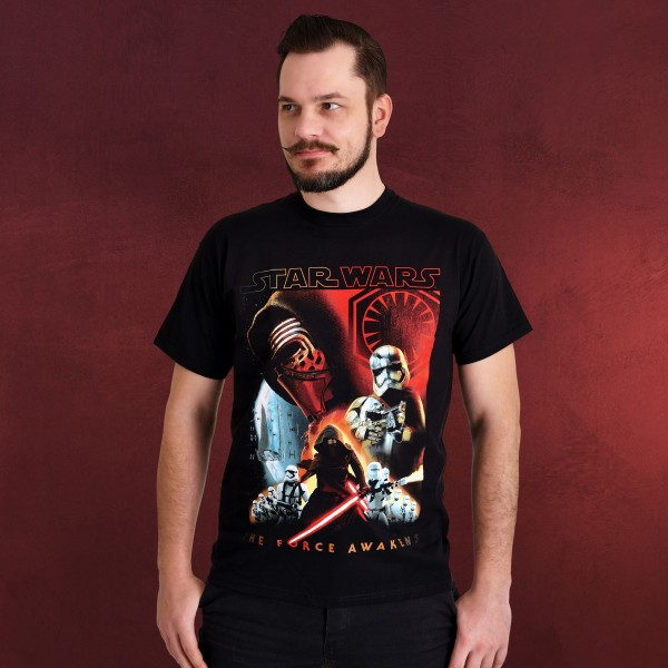 Star Wars - The First Order T-Shirt