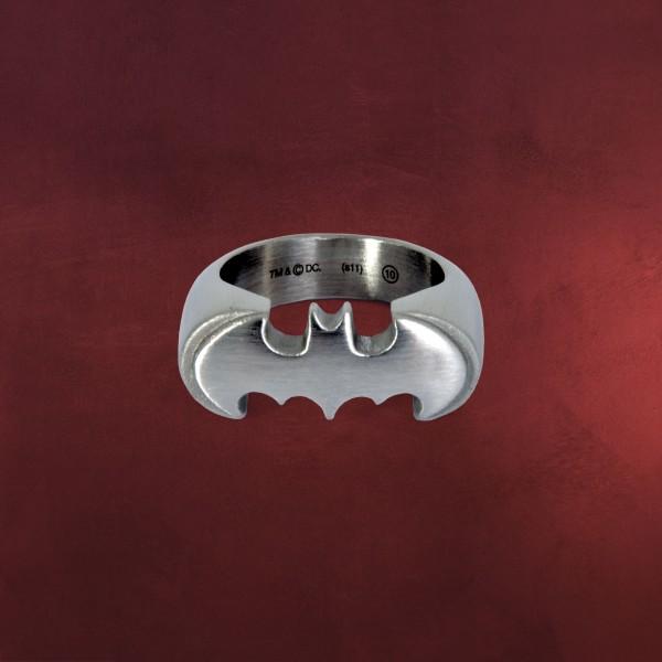 Batman Emblem Ring
