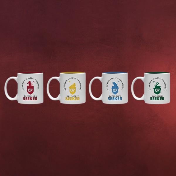 Harry Potter - Hogwarts Quidditch Sucher Espresso Tassen-Set