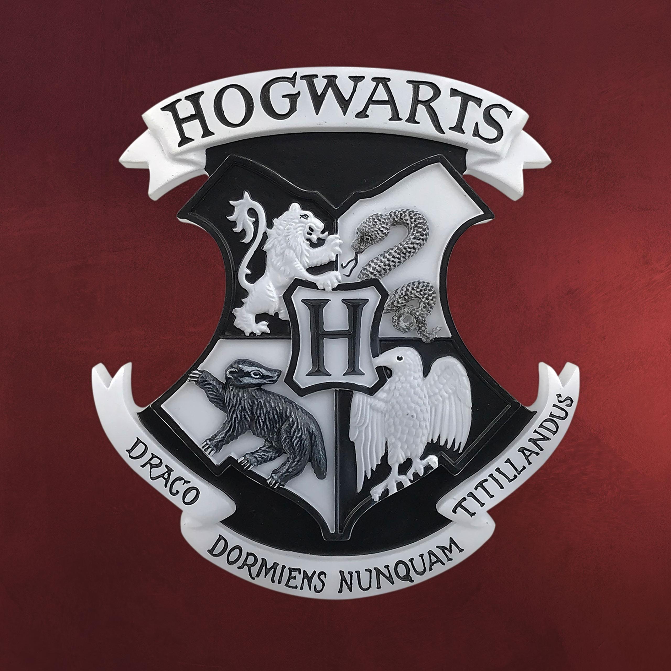 harry potter hogwarts wappen led nachtlicht elbenwald. Black Bedroom Furniture Sets. Home Design Ideas