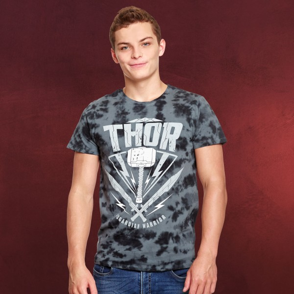 Thor - Asgardian Warrior T-Shirt grau