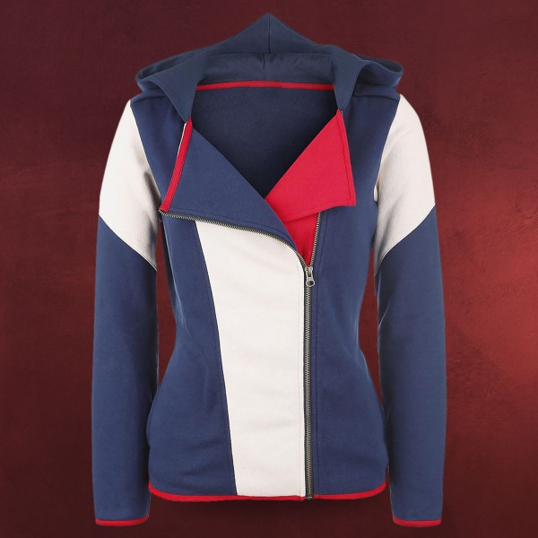 Assassins Creed - Unity Logo Kapuzenjacke Damen