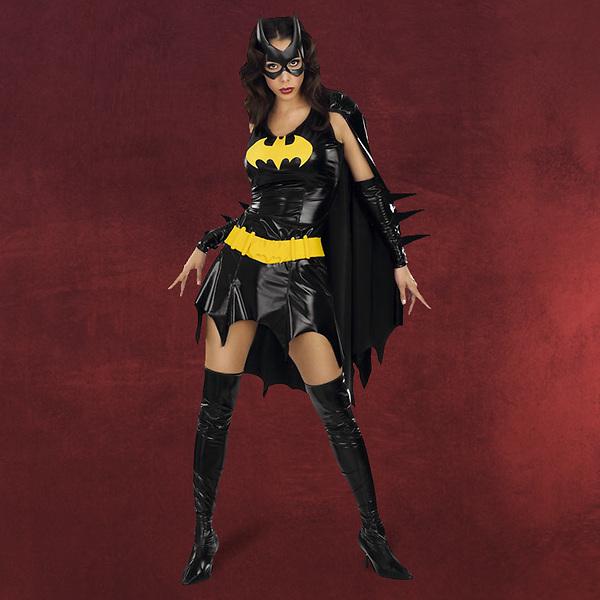 Batgirl - Damenkostüm