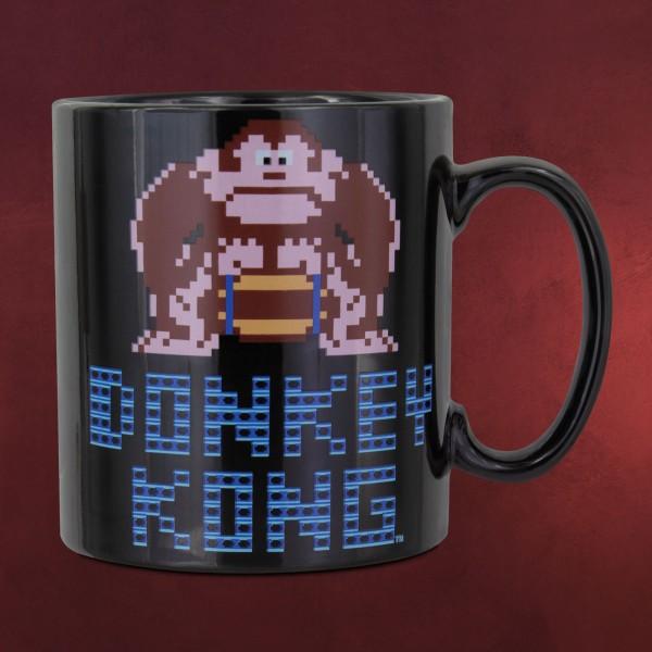 Donkey Kong - Arcade Game Tasse XXL