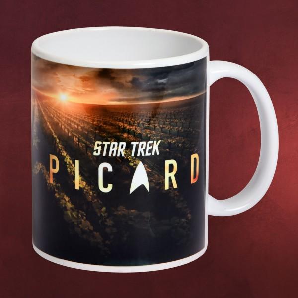 Star Trek - Picard Chateau Tasse