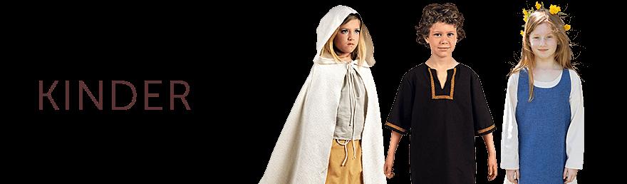 Mittelalter - Kinder
