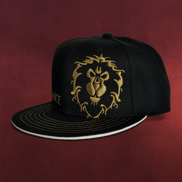World of Warcraft - Alliance Logo Snapback Cap