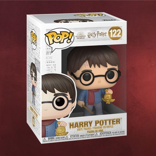 Harry Potter Holiday Funko Pop Figur