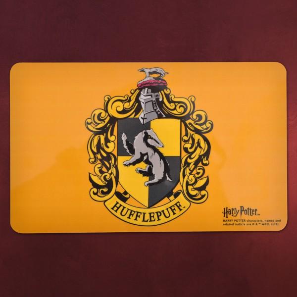 Harry Potter - Hufflepuff Wappen Frühstücksbrettchen