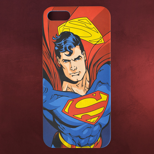 Superman - Comic iPhone 5 Schale