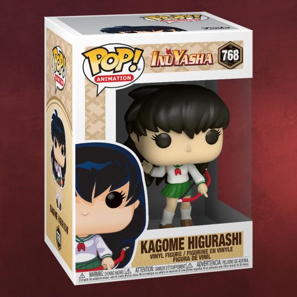 Inu Yasha - Kagome Higurashi Funko Pop Figur
