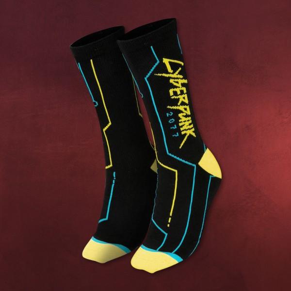 Cyberpunk 2077 - Cyber Tech Socken
