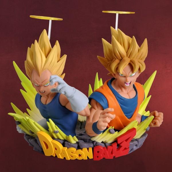 Dragon Ball Goku Vegeta Figur Elbenwald