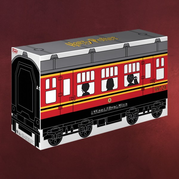 Harry Potter - Hogwarts Express Funko Figuren Geschenkbox