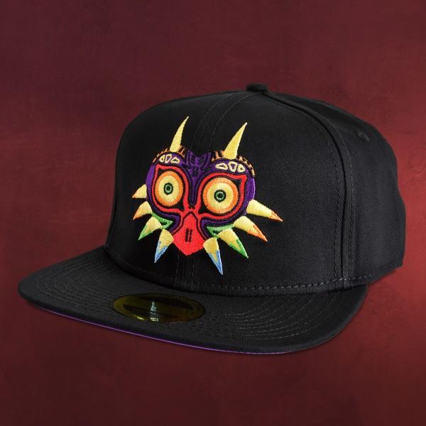 Zelda - Majoras Mask Snapback Cap