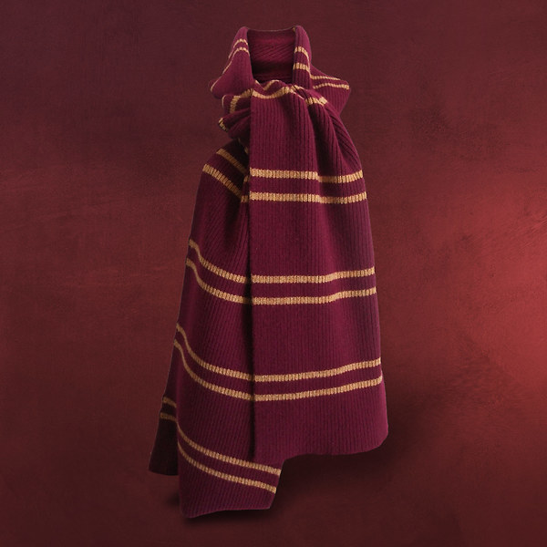 Harry Potter - Original Gryffindor Wollschal