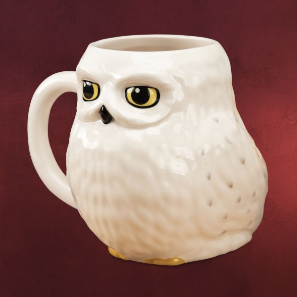 Harry Potter - Eule Hedwig 3D Tasse