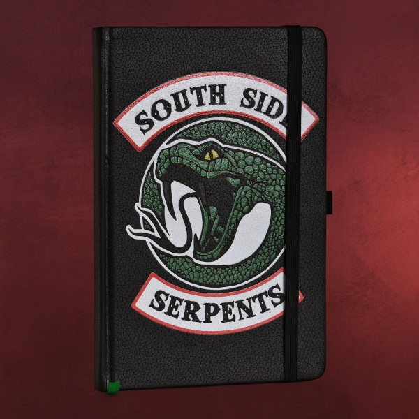 Riverdale - South Side Serpents Premium Notizbuch A5