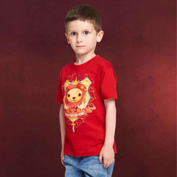 Harry Potter - Magical Gryffindor T-Shirt Kinder rot