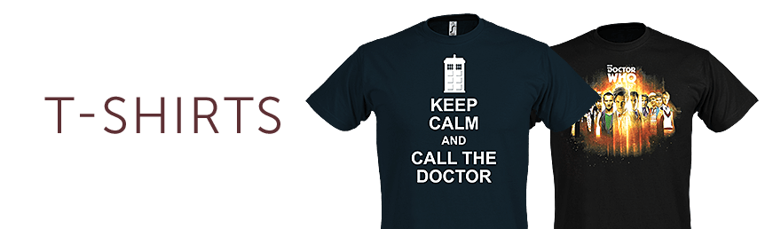 Doctor Who - T-Shirts