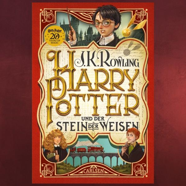 Harry Potter und der Stein der Weisen Band 1