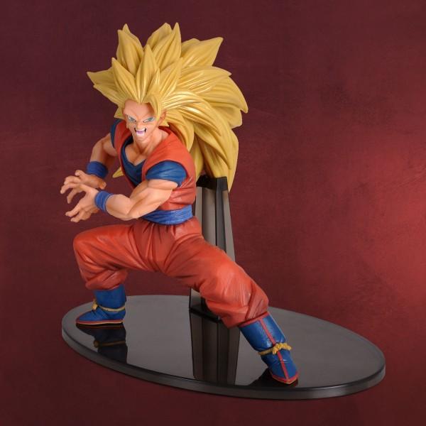 Dragon Ball - Super Saiyajin 3 Son Goku Figur 14 cm