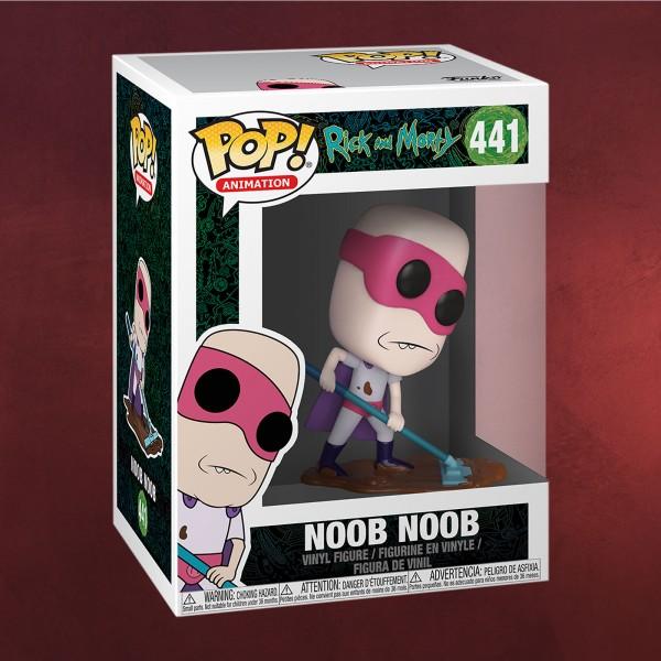 Rick and Morty - Noob Noob Funko Pop Figur