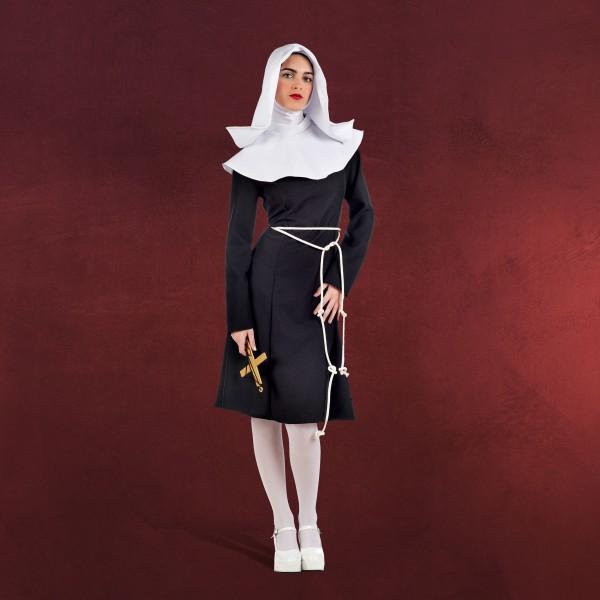 Gospel Nonne - Kostüm Damen