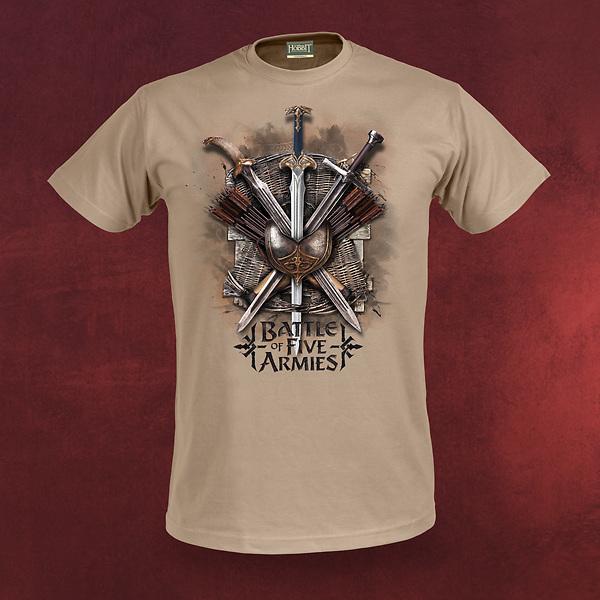 Der Hobbit - Battle of 5 Armies T-Shirt