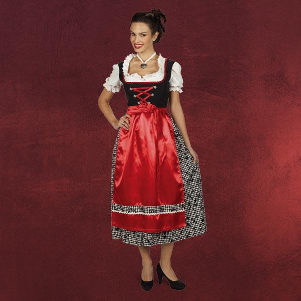 Dirndl-Kleid Isabell - 3 teilig