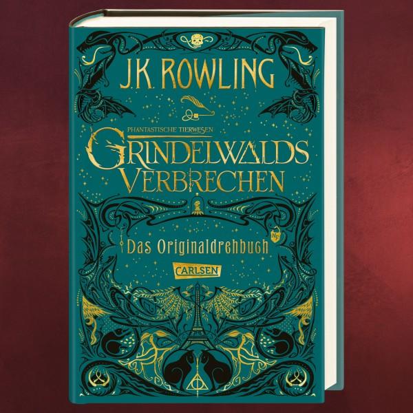 Phantastische Tierwesen - Grindelwalds Verbrechen - Das Originaldrehbuch