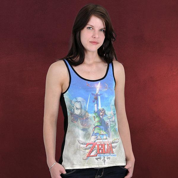 Zelda - Skyward Sword Tank Top