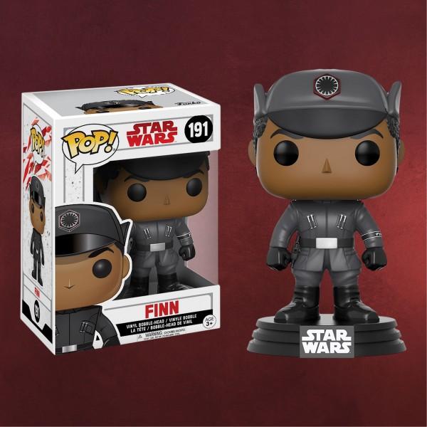 Star Wars - First Order Finn Wackelkopf-Figur
