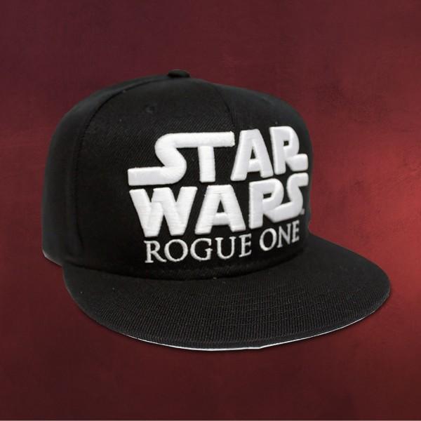 Rogue One - Logo Snapback Cap Star Wars