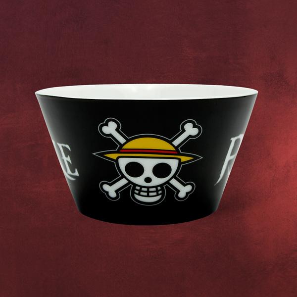 One Piece - Piraten Müslischale