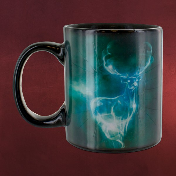 Harry Potter - Expecto Patronum Thermoeffekt Tasse