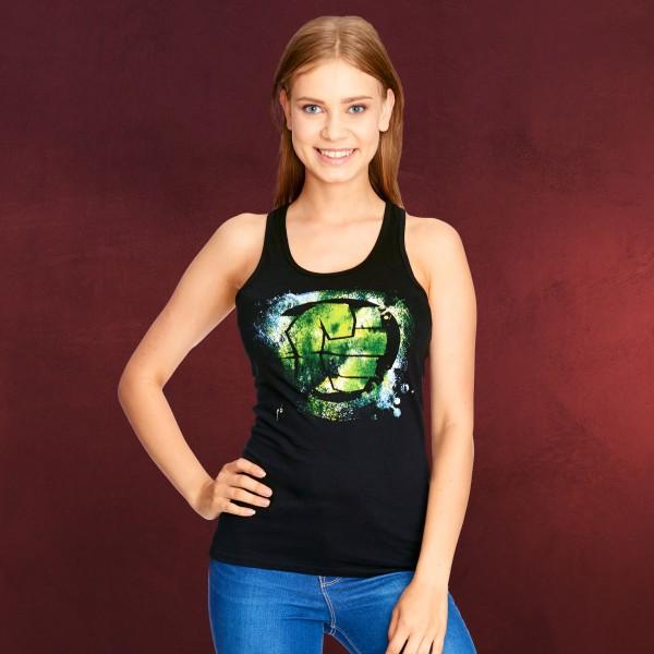Hulk - Faust Symbol Tank Top schwarz