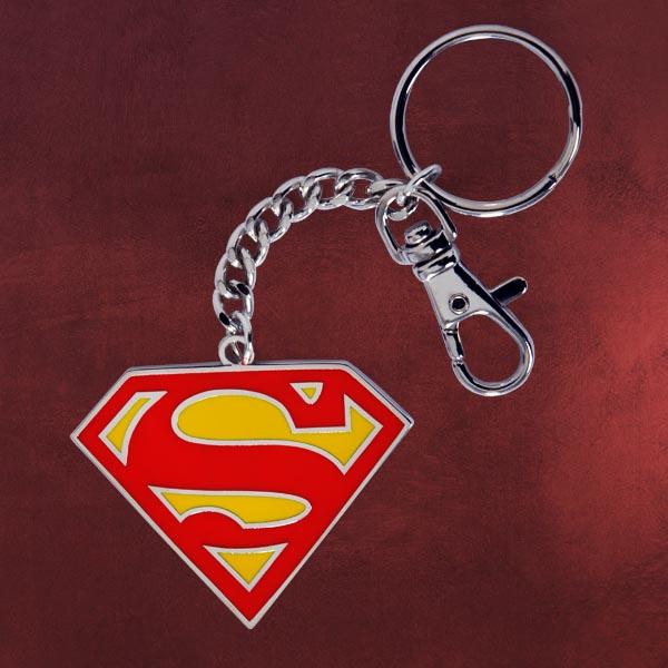 Superman - DC Comics Logo Schlüsselanhänger